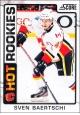 Hokejové karty SCORE 2012-13 - Rokkie - Sven Baertschi - 518