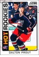 Hokejové karty SCORE 2012-13 - Rokkie - Dalton Prout - 530