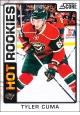 Hokejové karty SCORE 2012-13 - Rokkie - Tyler Cuma - 536