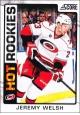 Hokejové karty SCORE 2012-13 - Rokkie - Jeremy Welsh - 539