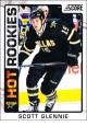 Hokejové karty SCORE 2012-13 - Rokkie - Scot Glennie - 541