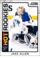 Hokejové karty SCORE 2012-13 - Rokkie - Jake Allen - 544