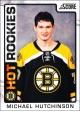 Hokejové karty SCORE 2012-13 - Rokkie - Michael Hutchinson - 547