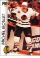 Hokejové karty Pro Set 1992-93 - Michel Goulet - 32