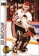 Hokejové karty Pro Set 1992-93 - Ed Belfour - 33