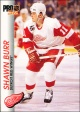 Hokejové karty Pro Set 1992-93 - Shawn Burr - 45