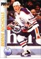Hokejové karty Pro Set 1992-93 - Bernie Nicholls - 52