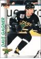 Hokejové karty Pro Set 1992-93 - Dave Gagner - 77
