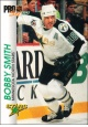 Hokejové karty Pro Set 1992-93 - Bobby Smith - 81