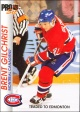 Hokejové karty Pro Set 1992-93 - Brent Gilchrist - 90