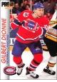 Hokejové karty Pro Set 1992-93 - Gilbert Dionne - 92