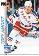 Hokejové karty Pro Set 1992-93 - Tony Amonte - 118