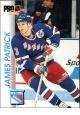 Hokejové karty Pro Set 1992-93 - James Patrick - 119