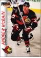 Hokejové karty Pro Set 1992-93 - Andrew McBain - 120