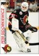 Hokejové karty Pro Set 1992-93 - Peter Sidorkiewicz - 125