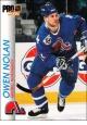 Hokejové karty Pro Set 1992-93 - Owen Nolan - 153