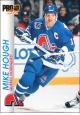 Hokejové karty Pro Set 1992-93 - Mike Hough - 154