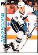 Hokejové karty Pro Set 1992-93 - David Williams - 172