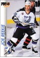 Hokejové karty Pro Set 1992-93 - Joe Reekie - 179
