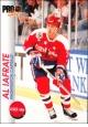 Hokejové karty Pro Set 1992-93 - Al Lafrate - 205