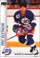 Hokejové karty Pro Set 1992-93 - Pat Elynuik - 214