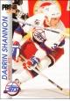 Hokejové karty Pro Set 1992-93 - Darrin Shannon - 218