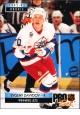 Hokejové karty Pro Set 1992-93 - Evgeny Davydov - 244