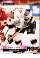 Hokejové karty Pro Set 1992-93 - Dave Taylor - 258