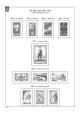 S�rsko (Saargebiet 1920-1935 a Saarland 1947-1959), A4, pap�r 160 g (41 list�)  - bez obal�