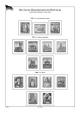 Německá demokratická republika (DDR) 1949-1963, A4, papír 160 g (66 listů)  - bez obalů
