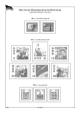 Německá demokratická republika (DDR), komplet 1949-1990 vč.služebních, A4,papír 160g (347 listů) - bez obalů