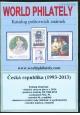 Katalog po�tovn�ch zn�mek - �esk� republika (1993-2013) - World Philately 2014