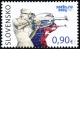 XXII. zimné olympijské hry v Soči - Slovensko č. 556