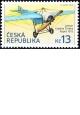 Historick� dopravn� prost�edky - letoun Eugena �ih�ka: Rapid, 1912 - �. 799 - za nomin�l