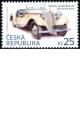 Historick� dopravn� prost�edky: automobil Z4 (Zbrojovka Brno) - �. 810 - za nomin�l