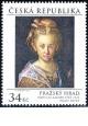 Pražský hrad - Hans von Aachen - Hlava dívky - č. 850 - za nominál