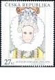 Umělecká díla na známkách - Antonín Strnadel - č. 869 - za nominál
