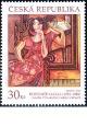Umělecká díla na známkách: Bohumír Matal - č. 870 - za nominál