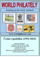 Katalog po�tovn�ch zn�mek - �esk� republika (1993-2015) - World Philately 2016