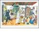 Josef Lada - Vánoce - pohlednice - Svatý Mikuláš 1932