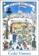Josef Lada - V�noce - pohlednice - Betl�m 1938