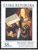 Pražský hrad - Lucas Cranach - č. 886 - za nominál