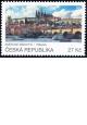 Světové dědictví - Praha - č. 901 - za nominál