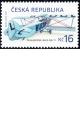 Historické dopravní prostředky - dvouplošník Aero Ab-11 č. 904 - za nominál