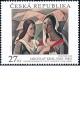Umělecká díla na známkách - Jaroslav Král (1883 – 1942) - č. 910 - za nominál