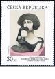 Umělecká díla na známkách - Bedřich Stefan (1896 – 1982) - č. 911 - za nominál