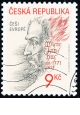 Češi Evropě - Mistr Jan Hus - razítkovaná - č. 325