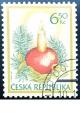 Vánoce 2004 - razítkovaná - č. 420
