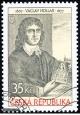 Světový grafik Václav Hollar (1607-1677) - č. 520 - razítkovaná