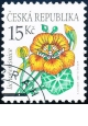 Krása květů - lichořeřišnice - č. 529 - razítkovaná